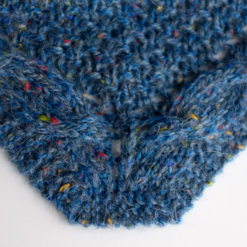 Cable Shawl by Socks&Co.