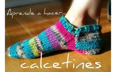 aprende a hacer calcetines