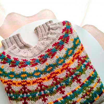 Revival sweater III by Socks&Co.
