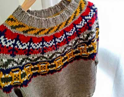 Alaska Fair Sweater by socksandco
